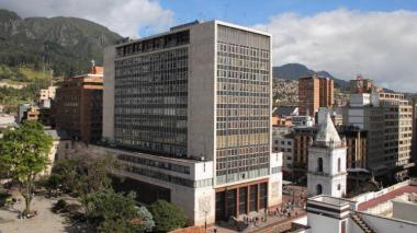 Sede del Banco de la República.