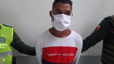 Cae hombre acusado de asesinar a mujer trans en La Chinita