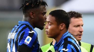 Atalanta, con Muriel y Zapata, se resigna al tercer puesto en el Calcio