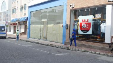 La pandemia de la COVID-19 los hizo cerrar sus negocios en Sincelejo