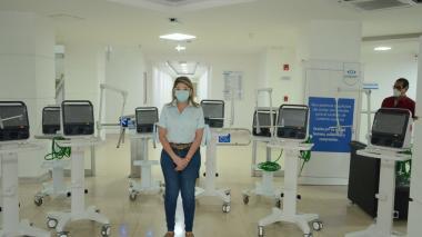 Alerta en Red Hospitalaria en Santa Marta bajó a naranja