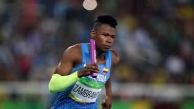 Ibargüen, Arévalo y Zambrano encabezan preselección Colombia para Olímpicos