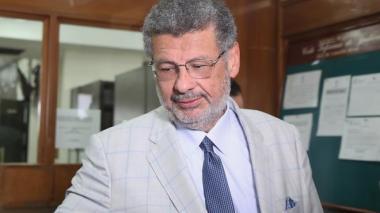 Jaime Granados, abogado del expresidente Álvaro Uribe.