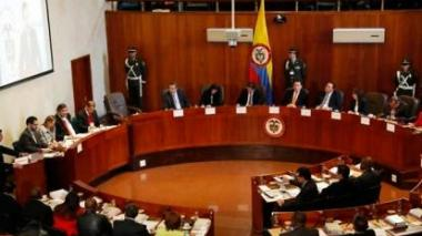 Altas Cortes piden respeto por la separación de poderes