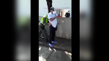 En video | De protegido por la UNP a denunciado por sus escoltas