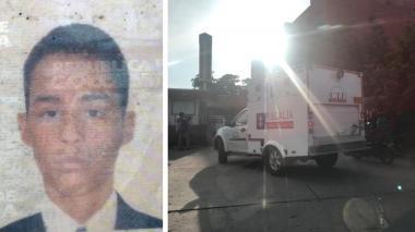 Murió de un tiro en el cuello en un procedimiento de la Policía