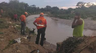 Hallan cadáver de menor desaparecido en arroyo 'El Salao'