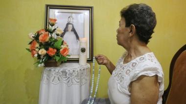 Peregrinación del 7 de agosto en honor a la Virgen del Socorro es desde casa
