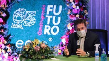 Álvaro Guillermo Rendón López, Gerente General de EPM.