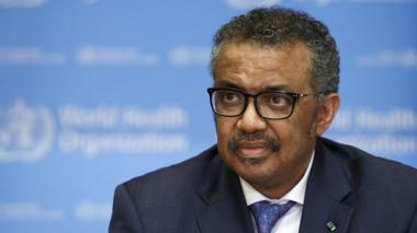 Director de la OMS confía en que EEUU reconsidere su salida del organismo