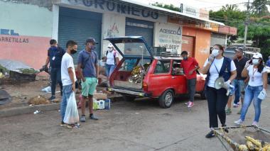 Ante casos de COVID, cierran por dos días el Mercado Público de Valledupar