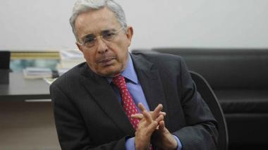 Corte impuso a Uribe multa de $98 millones
