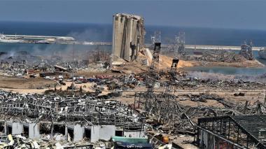 Cifra de muertos por explosión de Beirut se eleva a 149