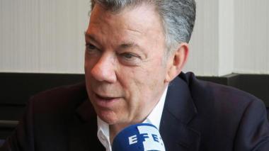 """""""Lo íbamos a capturar, estaba listo el operativo"""": Santos sobre Alex Saab"""