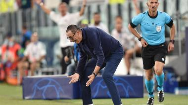 La eliminación de Juventus en la Champions dejó a Sarri sin trabajo