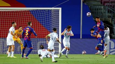 Barcelona sella su paso a los cuartos de final