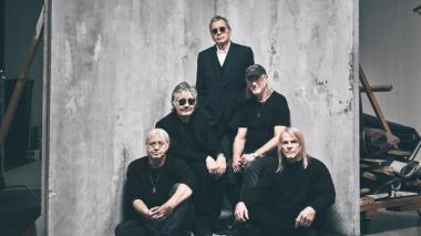 Fotografía cedida por EarMusic del grupo Deep Purple.
