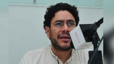 Senador Iván Cepeda.