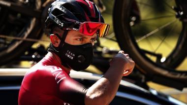 Egan Bernal, subcampeón del Tour de L