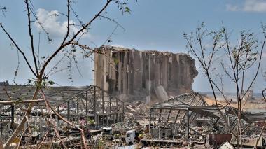 Concluye búsqueda de sobrevivientes tras explosión en Beirut