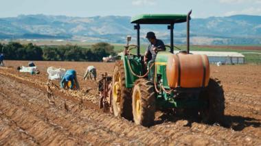 El apoyo al agricultor ha sido la principal apuesta de Yara durante la pandemia.