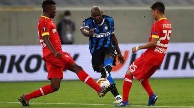 El Inter de Milán clasifica a semifinales de la mano de Lukaku