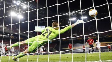 Manchester United doblega en la prórroga a un combativo Copenhague