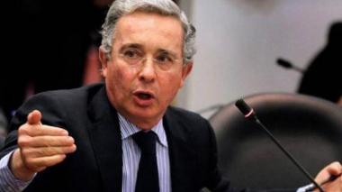 Expresidente Álvaro Uribe.