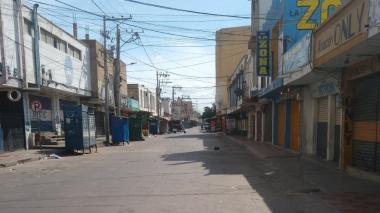 En Maicao el 75% de los negocios ha cerrado parcialmente
