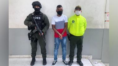 Cae 'José Bolsa', reconocido delincuente con 10 anotaciones judiciales