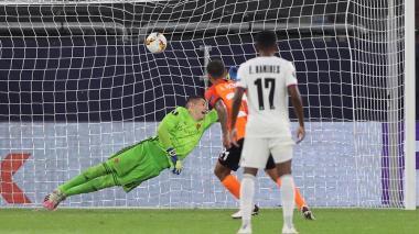 El Shakhtar no deja dudas y se pone en semifinales con una goleada