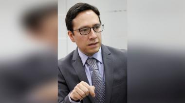 Luis Andrés Fajardo, el nuevo ternado a la Defensoría