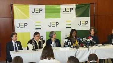 JEP fija fechas contra 15 ex-Farc por reclutamiento de menores