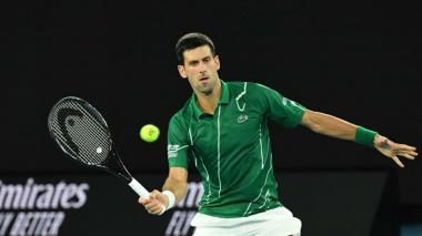 Djokovic llegará el próximo día 15 a Nueva York. En esa ciudad ha jugado algunos de sus mejores partidos, resaltó.