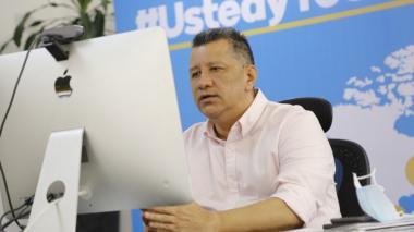 Gobernador del Tolima se descacha en valor de la vacuna contra la Covid-19