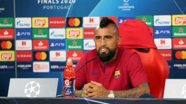 """""""El Bayern jugará contra el mejor equipo del mundo"""": Arturo Vidal"""