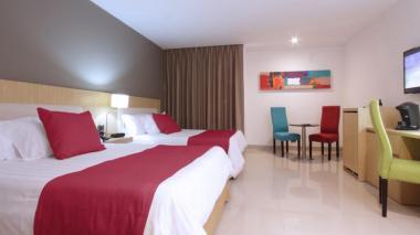 Ocupación de hoteles en Barranquilla está en el 5%