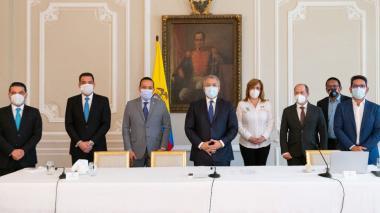 Gobernadores preocupados por el nuevo proyecto de las regalías