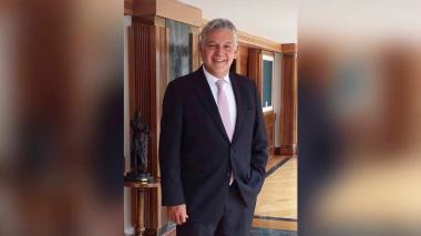 Jaime Alberto Cabal,  presidente del gremio del comercio.