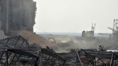 ONU busca 565 millones de dólares para ayudar a la recuperación de Beirut
