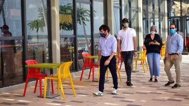Piloto gastronómico se 'enciende' con treinta restaurantes en Barranquillla