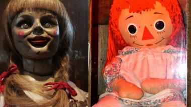 Muñeca Annabelle desapareció del museo Warren