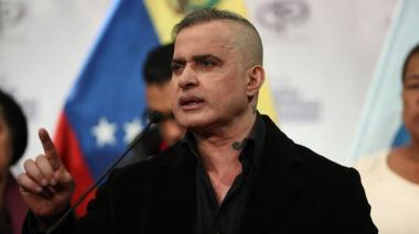 Tarek William Saab, fiscal general de Venezuela.