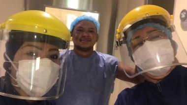 Dan de alta en Valledupar a paciente de Tasajera