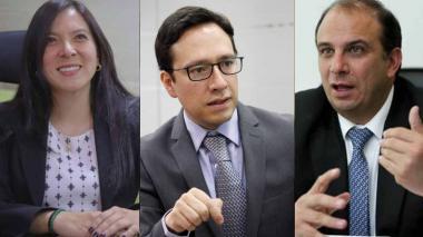 156 representantes eligen defensor; 13 se excusaron