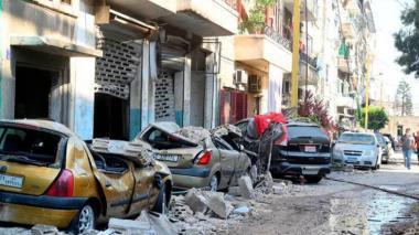 Víctimas de explosión de Beirut piden investigación internacional