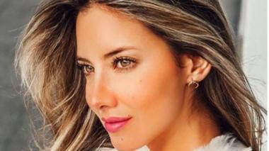 Daniela Álvarez vuelve a bailar champeta con ayuda de caminador
