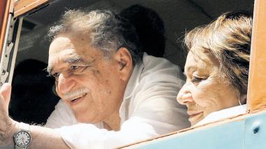 México lamenta muerte de Mercedes Barcha, viuda de García Márquez