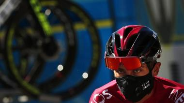 El colombiano es uno de los favoritos para luchar por el título del Tour de Francia 2020, el cual arrancará en dos semanas.