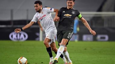 """""""El mejor equipo perdió"""": Harry Maguire, central del United"""